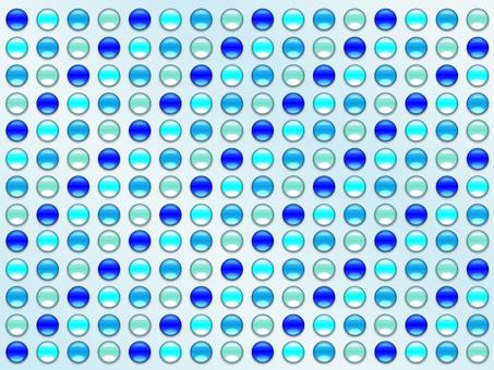 Coro roll polka dots