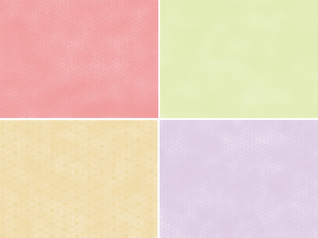 Texture Natural Washi Paper Set 3