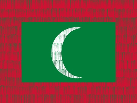 Maldives flag