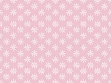 Flower pattern wallpaper 2 Spring