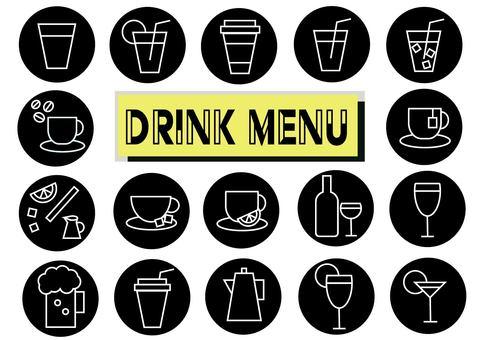 Drink menu set 2