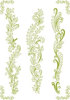 Plant image decoration