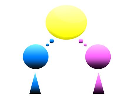 Dialogue (conversation) · men and women