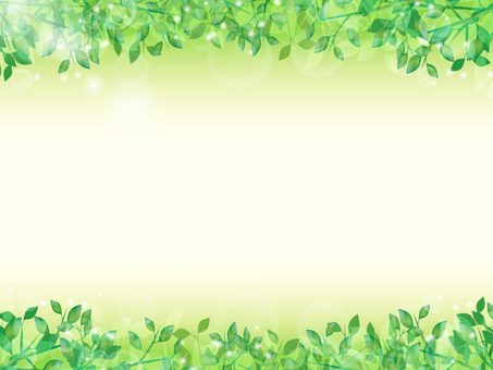 Fresh green background 3