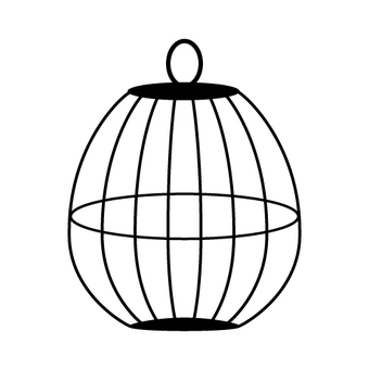 Birdcage image (simple)