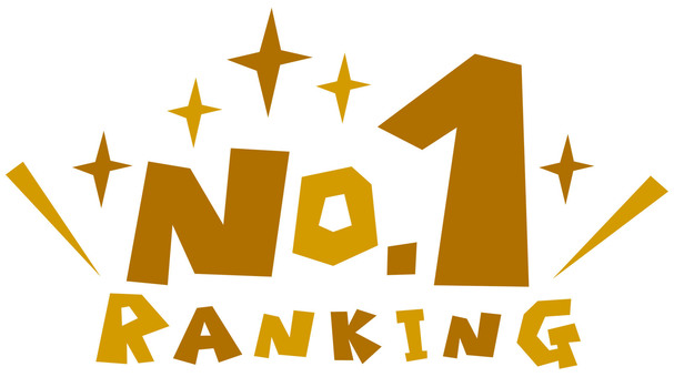 RANKING NO.1 ☆ 1st place icon ☆