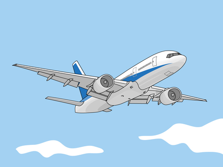 Passenger plane 5