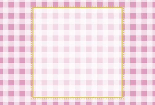 Girly Frame (Pink 3)