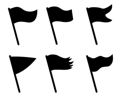 Flag (small flag)