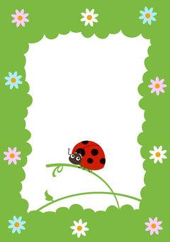 Spring birthday card (1) No text