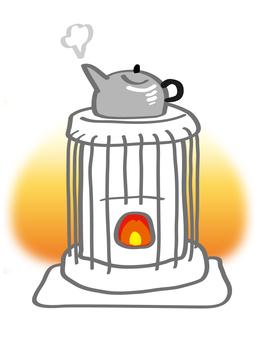 Oil stove 2