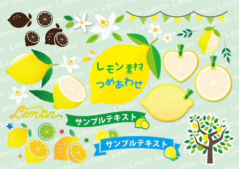 Lemon Ingredients