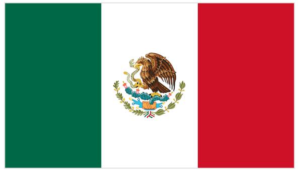 국기 _ 멕시코