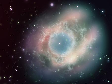 宇宙壁紙 惑星状星雲①