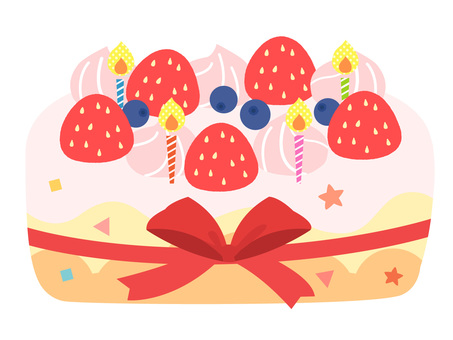 Decoration cake / background transparent