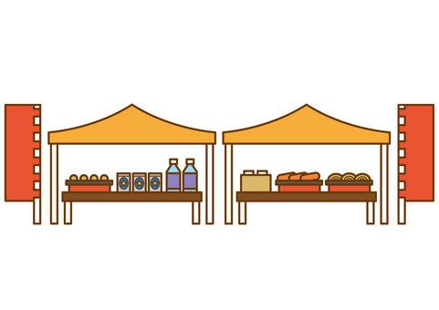 Shop tent -4c