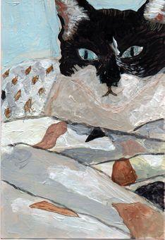 Cats Acrylic