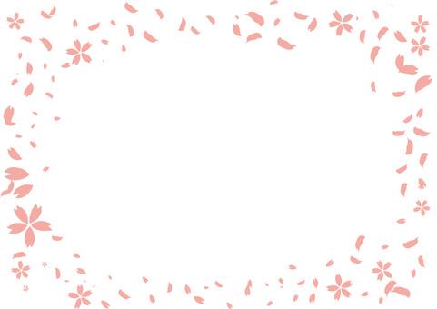 Cherry blossom background 01-05