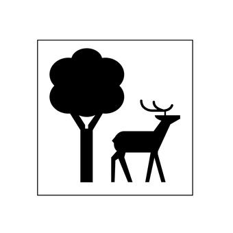 指南地圖自然保護