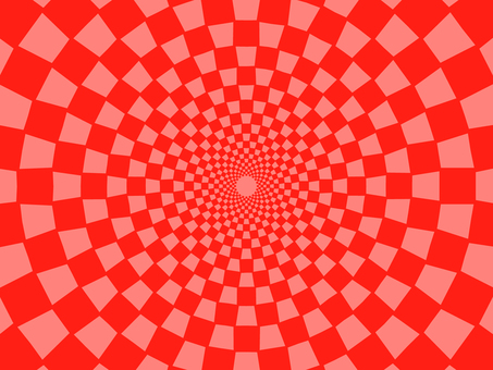 Checkered (red)