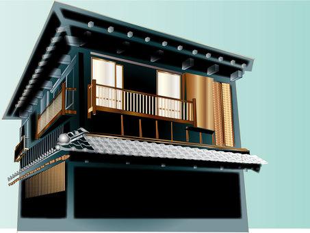 Showa's house