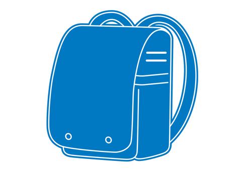 가방 베타 Blue