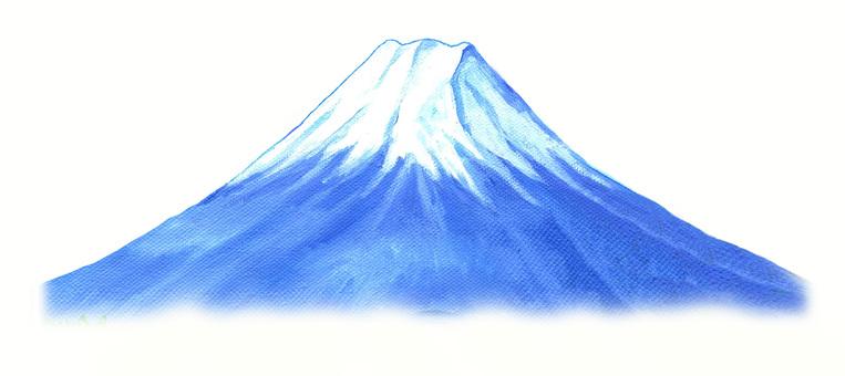 Fuji Snow Makeup