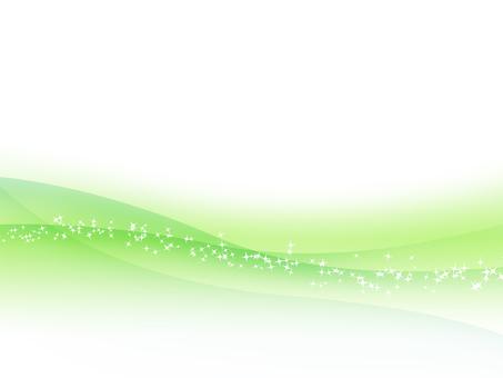 綠色的漸變背景