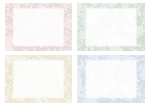 Marble card