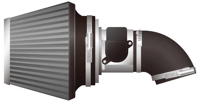 External air cleaner