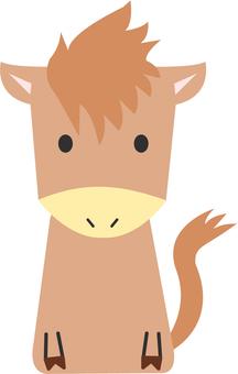 【Animals】 Horse