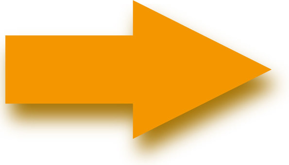 Arrow (with orange / shadow)