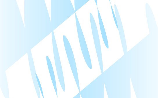 Abstract handle (aqua)