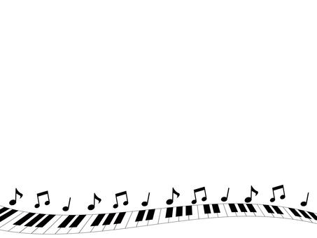 피아노의 테두리 5