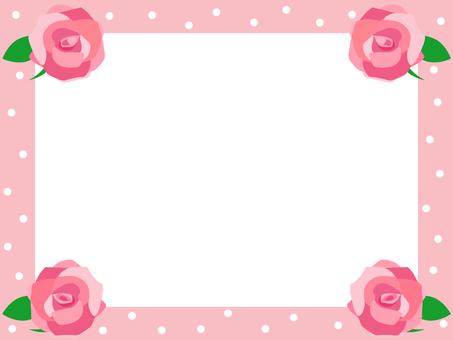 장미 카드 5