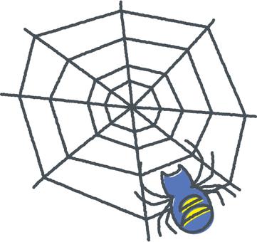 【Halloween】 Spider
