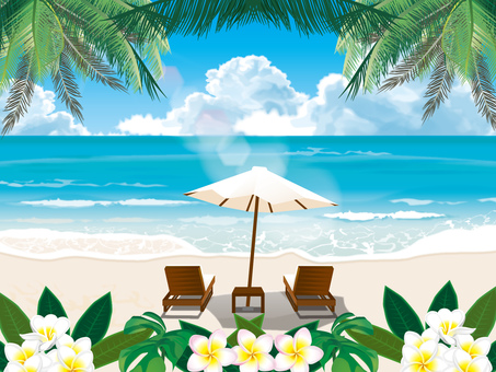 アジアンビーチ
