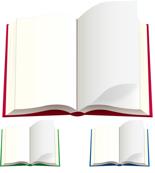 Book (blank)
