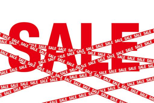 SALE sale poster (POP for promotion)