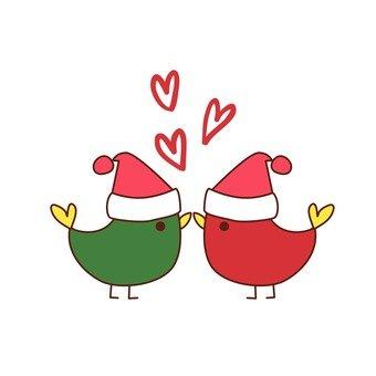 Couple birds