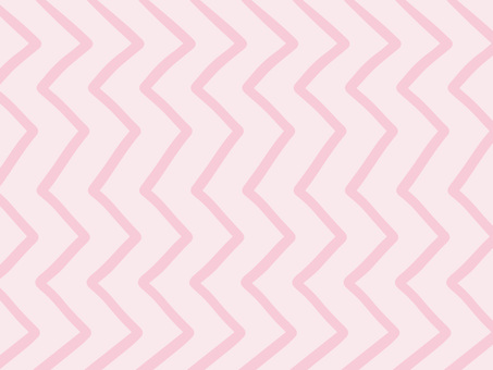 Pink hand-painted jagged stripe background