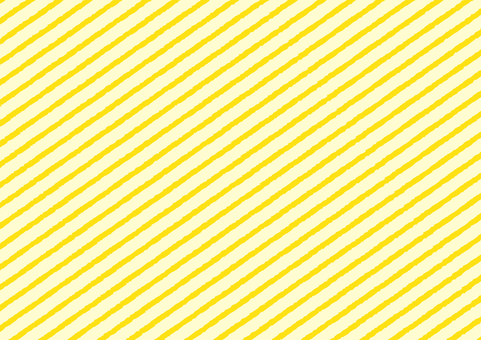 Diagonal stripe yellow