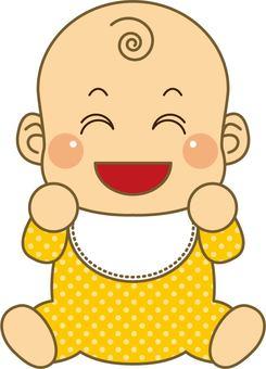 Laughing baby / Type b / Baby
