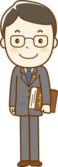 弁護士01