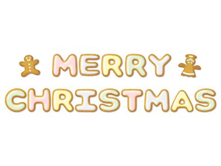 クッキーメリークリスマス