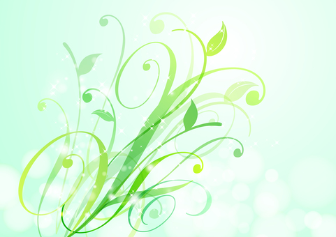 Fresh green material 31