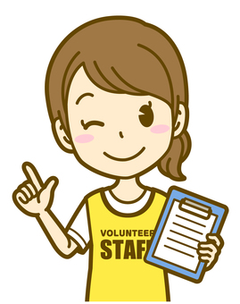 Woman (volunteer): A_Point 02B