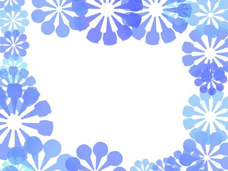 花枠(青)