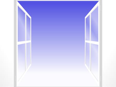 White window -1