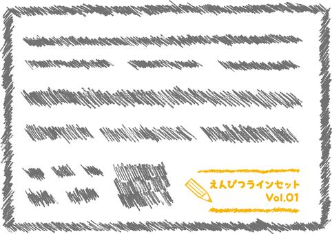 Pencil_Frame Set_001